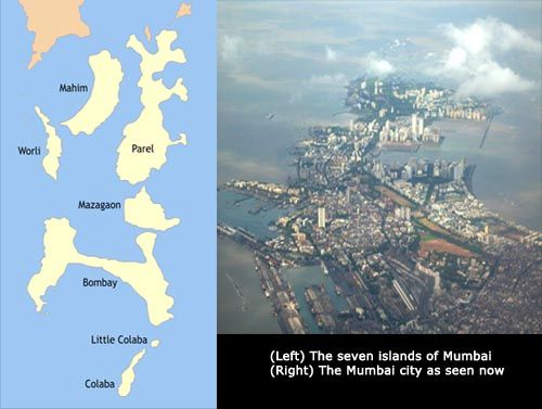 7 Islands of Mumbai