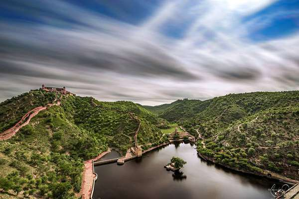 Amer Sagar Lake