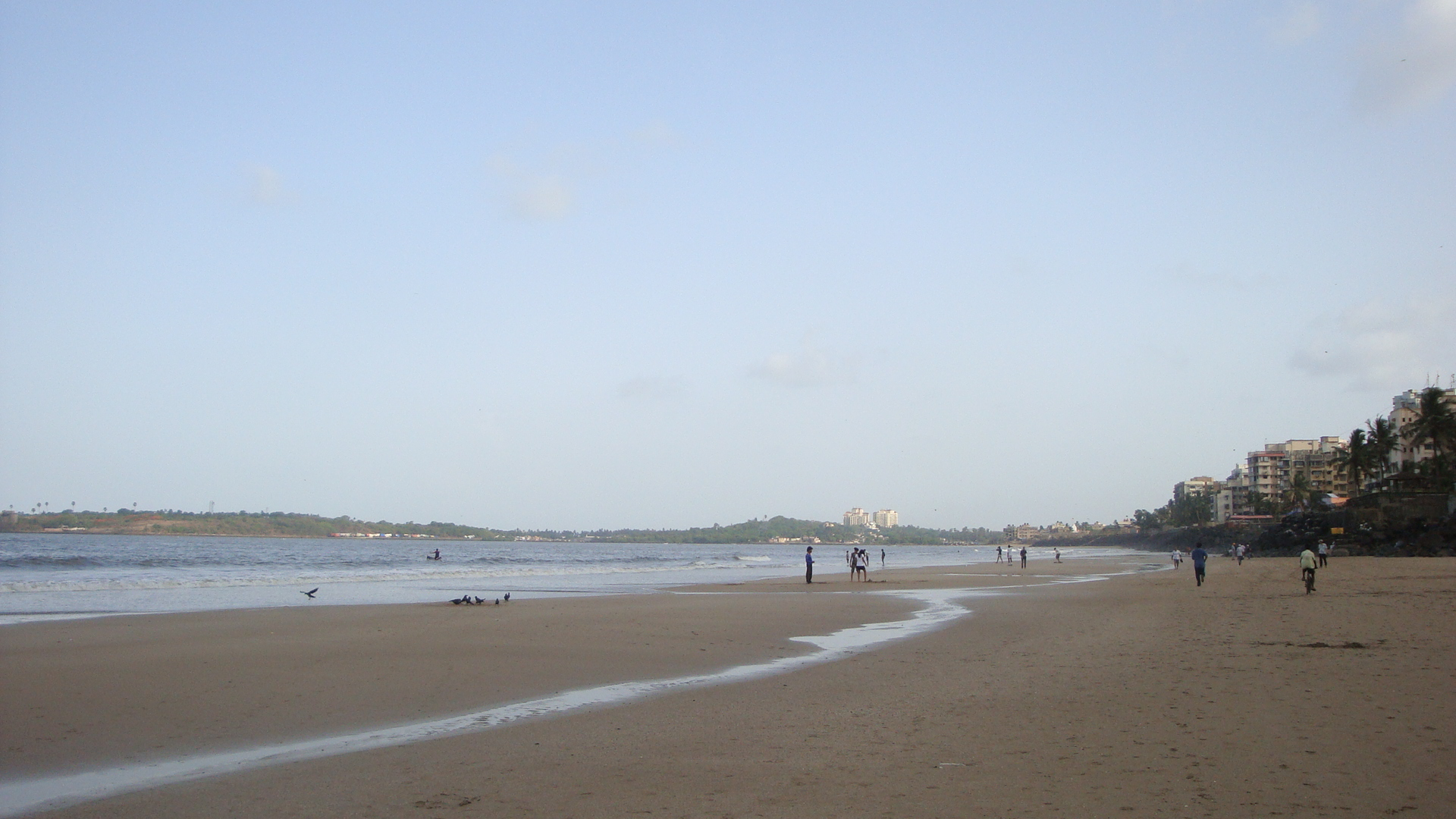 Beach in Muumbai